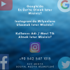 Google + Instagram + Facebook